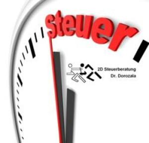 Logo 2D Steuerberatung - Steuerberater Dr. Ingo Dorozala