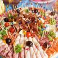 A table feinste Speisen und Buffets Hildegard Deppe
