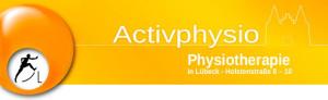 Logo Activphysio Physiotherapie & Osteopathie Daniel Tank