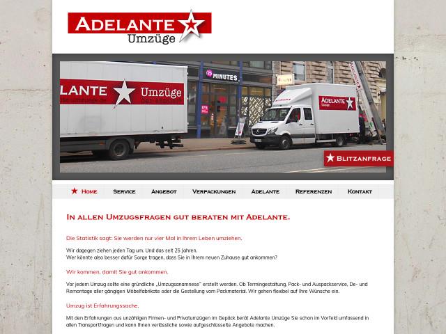 http://www.adelante-umzuege.de