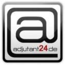 Logo Adjutant 24 UG (haftungsbeschränkt)