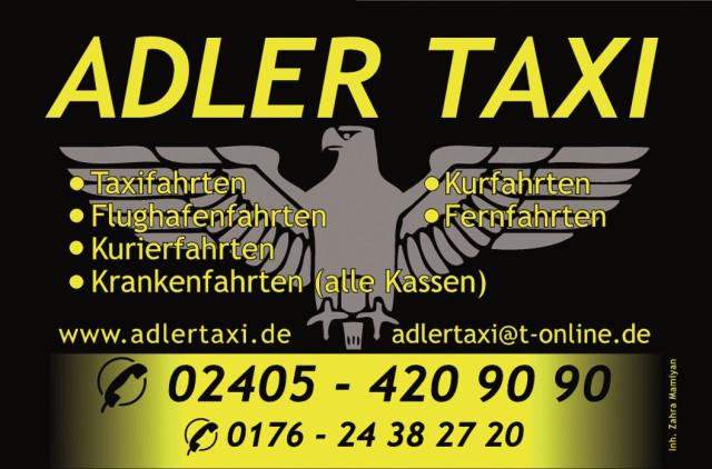 Adler Taxi in Würselen