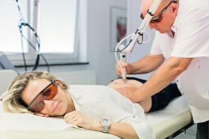Tattooentfernung mit Laserbehandlung Rostock