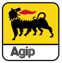 Logo Agip Service-Station