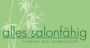 Logo alles salonfaehig Friseure aus Leidenschaft