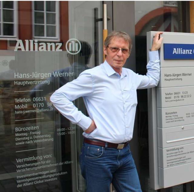 Allianz Versicherung Hans-Jürgen Werner