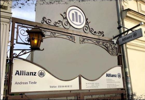 Bild: Allianz Versicherung Andreas Tiede Hauptvertretung in Berlin