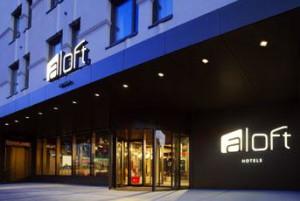Logo Aloft München