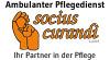 Bild: Ambulanter Pflegedienst socius curandi GmbH
