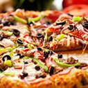 Bild: American Pizza in Göttingen, Niedersachsen