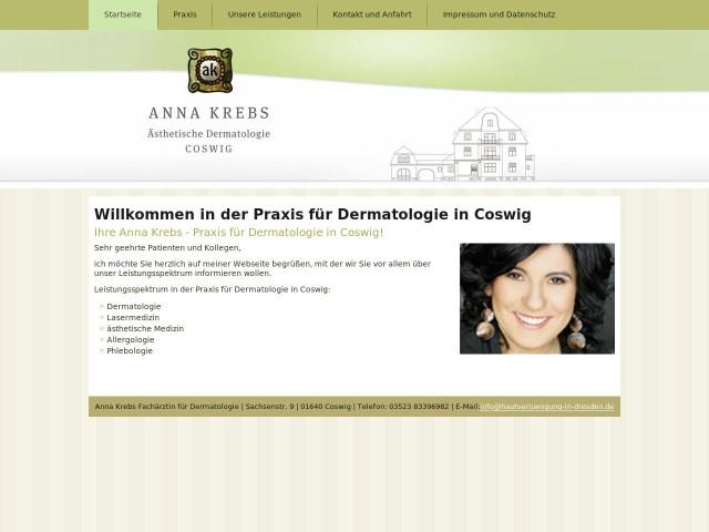 http://www.hautarztcoswig.de