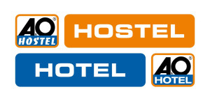 Logo A&O HOTELS and HOSTELS