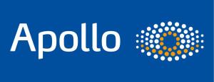 Logo Apollo-Optik in der Drehscheibe City-Point