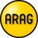 Logo ARAG Allgemeine Rechtsschutz-Versicherungs-AG, Hauptgeschäftsstelle Kassel