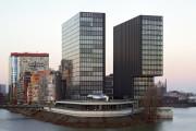 Architekturfotografie Medienhafen Düsseldorf