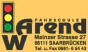 Logo Arend, Wolfgang