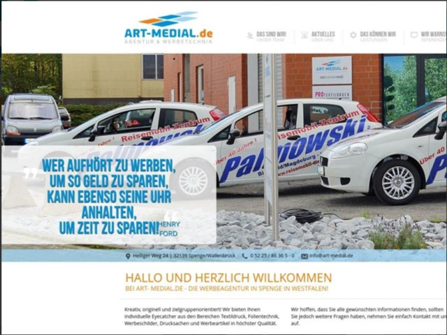 Bild: art-medial GmbH       in Spenge