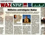 """""""Mülheims umtriebigster Immobilienmakler"""""""