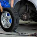 As Reifen und Autoservice