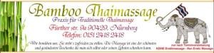 Logo Bamboo Thaimassage
