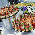 Aubergine + Zucchini Vollwert Frischdienst Partyservice + Catering GmbH