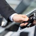 Bild: AUTO ORTH - Henning Orth Automobile GmbH & Co. KG -BMWs am Verteilerring in Trier