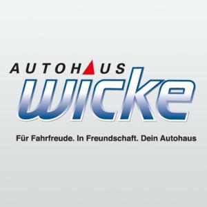 Logo Autohaus Wicke GmbH