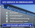 Bild: Autotechnik Schlosser in Oberhausen, Rheinland