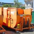 Bild: AWG Abfallwirtschaftsgesellschaft mbH Wuppertal Müllabfuhr gelbe Tonne in Wuppertal