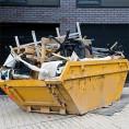 Bild: AWG Abfallwirtschaftsgesellschaft mbH Wuppertal Müllabfuhr graue Tonne