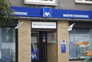 Logo AXA Center Stachowiak