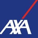 Logo AXA Geschäftsstelle Uwe Ostwald
