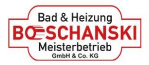 Logo Bad und Heizung Boschanski GmbH & Co.KG