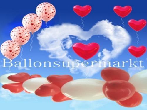 Luftballons für Hochzeiten