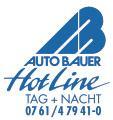 Logo Bauer GmbH & Co