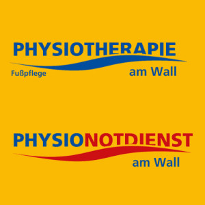 "Logo der Physiotherapie-Praxis ""Physiotherapie am Wall"" in Göttingen"