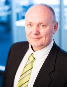 Geschäftsführer Christian Baumann
