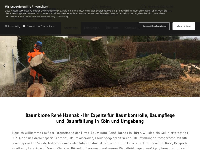 http://www.baumkrone-hannak.de
