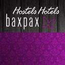 Logo baxpax Mitte Hostel Berlin