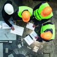 Bild: Bay Bau Bauarbeiten in Greven, Westfalen