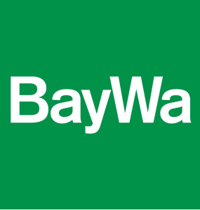 Logo BayWa AG Baustoffe