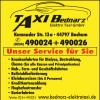 Bild: Bednarz Elektro Taxi GmbH