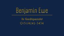 Bild: Benjamin Ewe - Ihr Kreditspezialist in Mönchengladbach