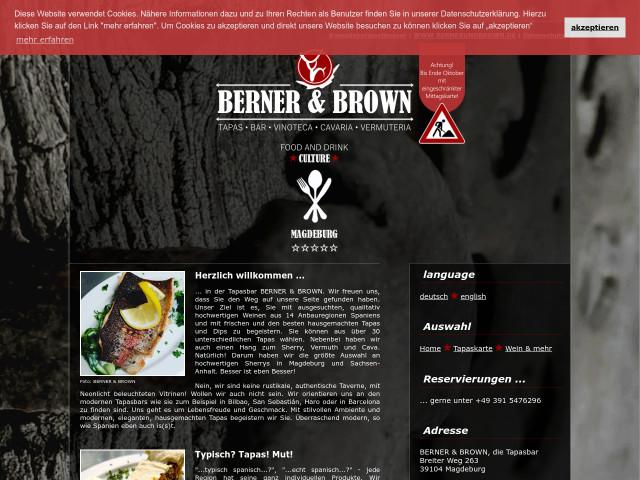 http://www.bernerundbrown.de