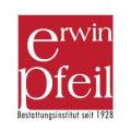 Logo Bestattungen Erwin Pfeil GmbH