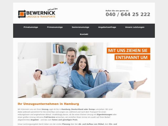 http://umzug-hamburg-bewernick.de