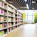 Bibliothek Johannstadt EG in der EDV-Zentrale