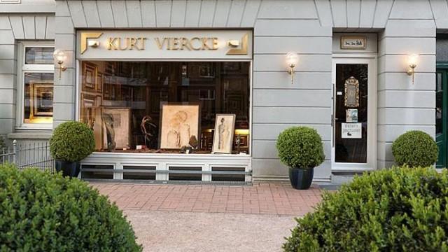 Logo Viercke Kurt GmbH
