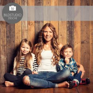 Familienfotos im Bildstudio Ziesche