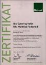 Logo Bio Catering Rodewald
